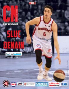 #359 : SLUC vs Denain (07/04/18)