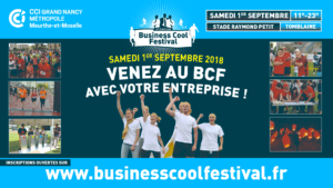 TOUS AU BUSINESS COOL FESTIVAL