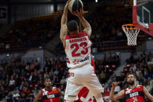 Le SLUC se qualifie (75-58) !