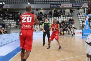 Le SLUC au finish avant la réception de Roanne !
