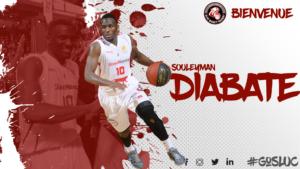 Souleyman Diabaté rejoint officiellement le SLUC !