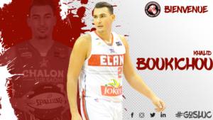 Khalid Boukichou rejoint le SLUC !