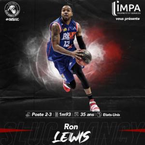 Ron Lewis rejoint les Couguars !