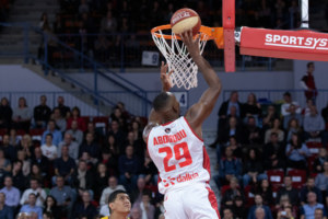 Le SLUC Nancy Basket et Jordan Aboudou se séparent.