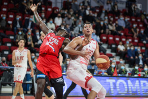 Preview : SLUC Nancy Basket / Rouen