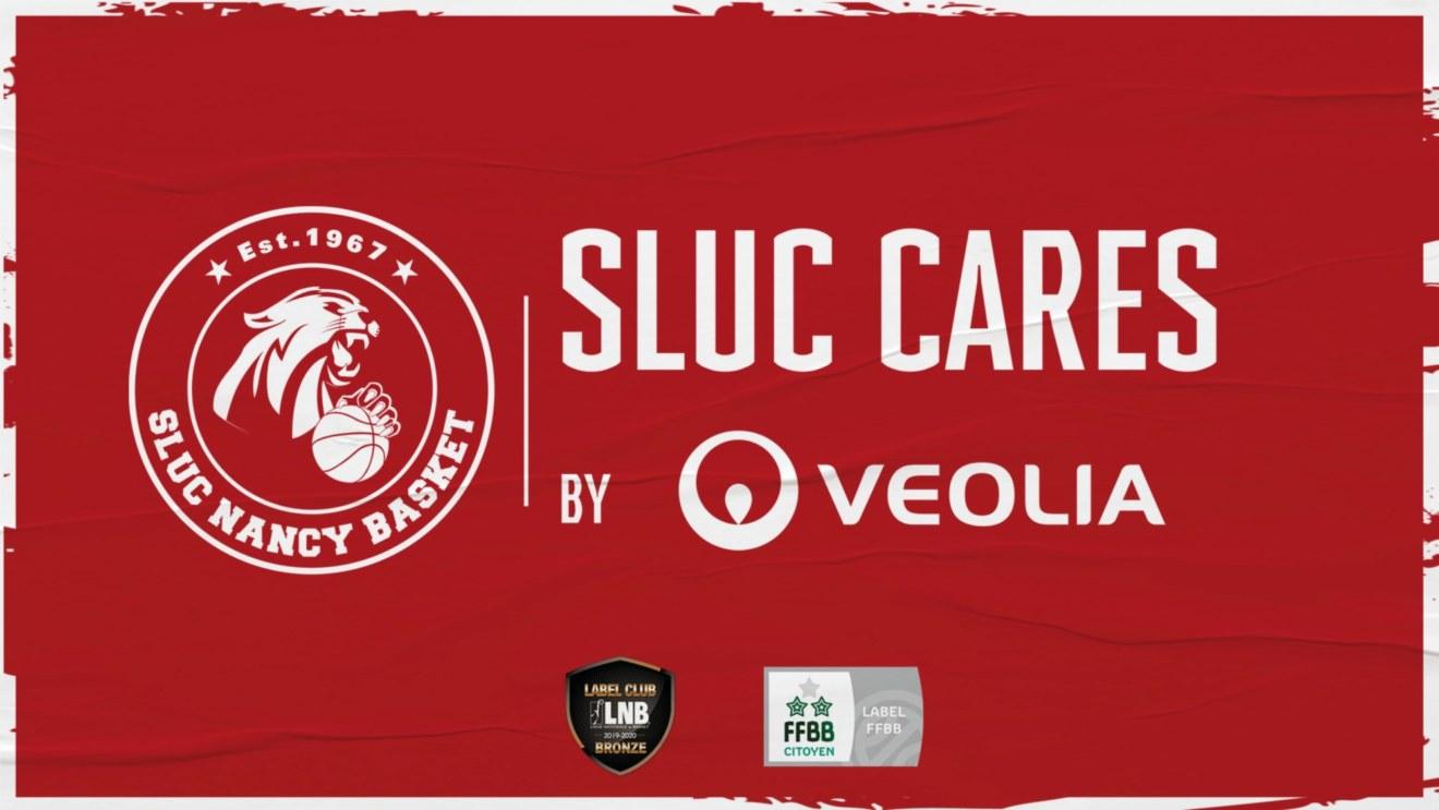 SLUC Cares by Veolia - Presse