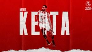 Mathis Keita est la première recrue !
