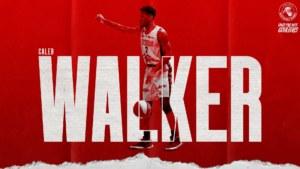 Caleb Walker nouveau Nancéien !