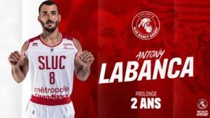 Anto Labanca prolonge 2 ans !